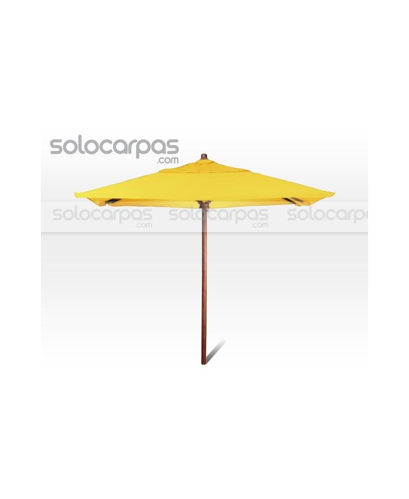 Sunclassic parasoles para terrazas jard n y hosteler a for Parasoles para jardin