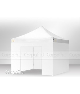 PACK! folding tent CarpaPro ™ series Basic STEEL 3x3 + 4 walls