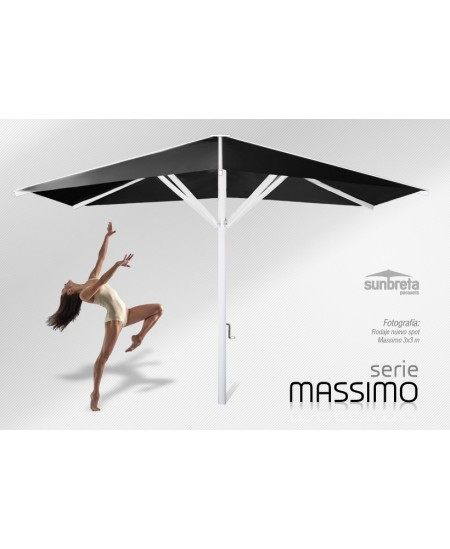 Professional parasols for terraces of cafes and bars - Massimo